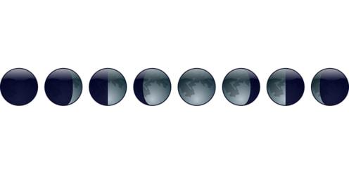 la luna in cantina